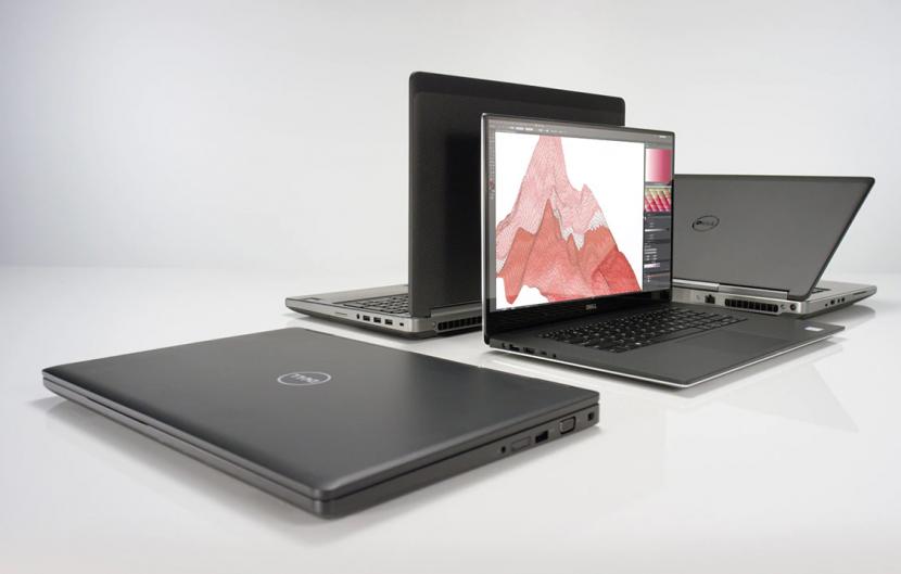 Laptop wyposażony jest w procesor z rodziny Intel Core