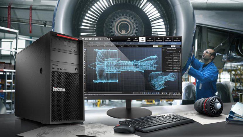 Rozbudowana stacja robocza to rozwiązanie dla profesjonalistów poszukujących komputera stacjonarnego, który będzie zarazem wydajny, jak i funkcjonalny