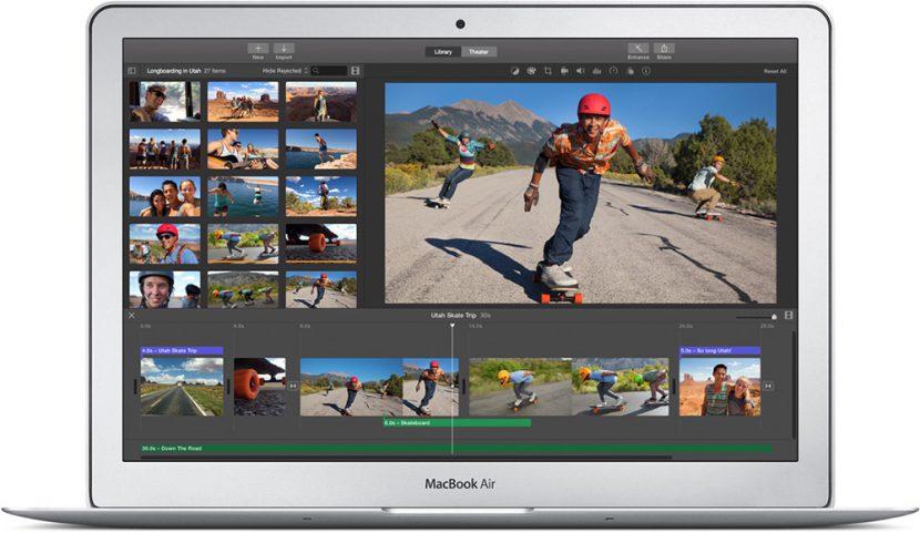 Apple MacBook Air 13 2018posiada dwie wersje kolorystyczne - Space Grey oraz Silver, a każda z nich prezentuje się bardzo elegancko